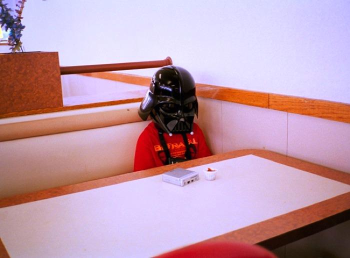 Jenerasyon çakışması Darth Vader