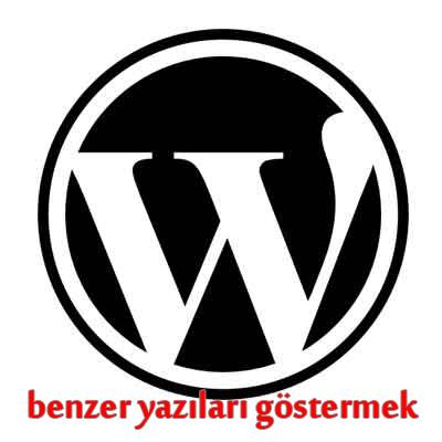 Wordpress de benzer yazıları göstermek