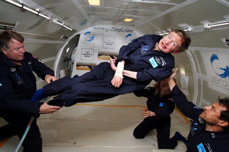 Uzaylı ararken başımıza bela almayalım - Stephen Hawking