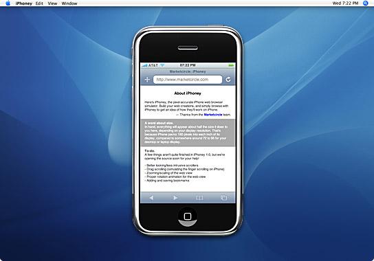 Sitenin iPhone da yazı boyutu değişiyorsa