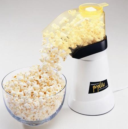 Sıcak hava mısır patlatıcı