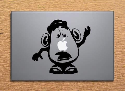 Macbook Sticker 13