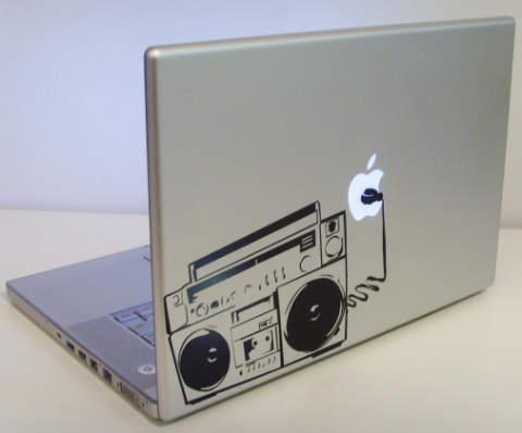 Macbook Sticker 16