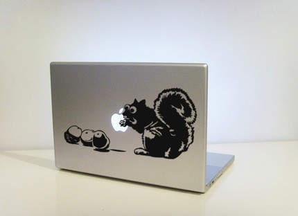 Macbook Sticker 2