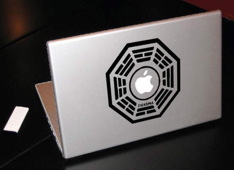 Macbook Sticker 23