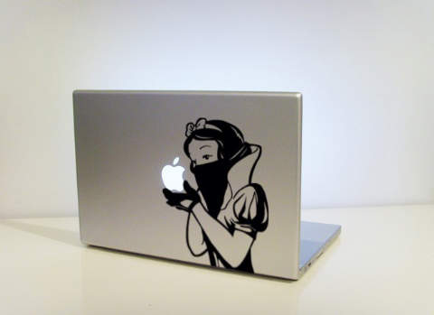 Macbook Sticker 4