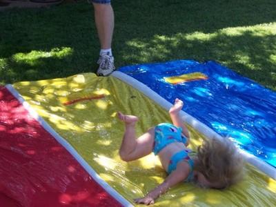 slip n slide fail
