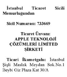 Apple Türkiye ofisi resmen açıldı