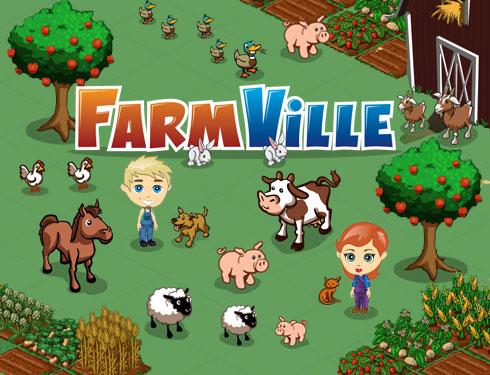 Farmville bitmiştir