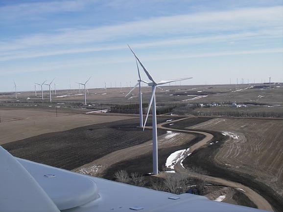 Google rüzgar enerjisi