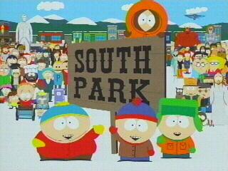 South Park bitiyor