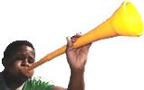 Sitenize Vuvuzela ekleyin