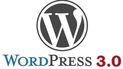 Wordpress 3.0 yenilikleri