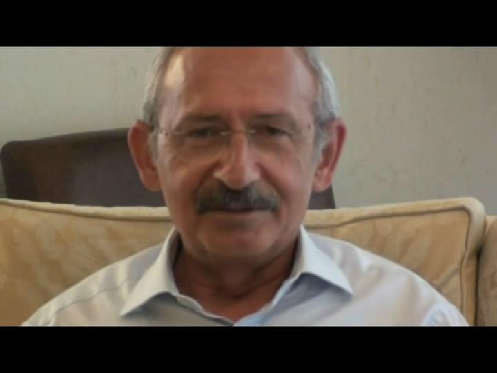 Kılıçdaroğlu Facebook sayfasına video gönderdi