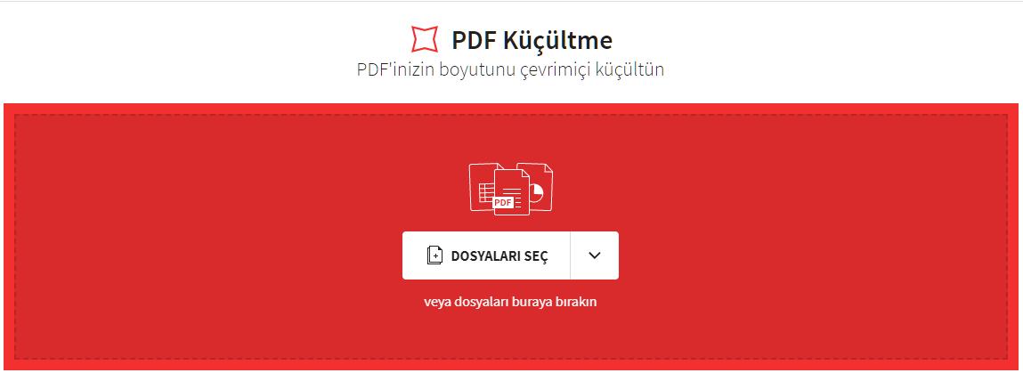PDF Küçültme