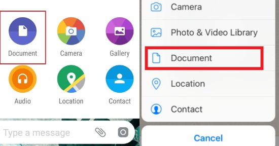android-ios-attachment-menu