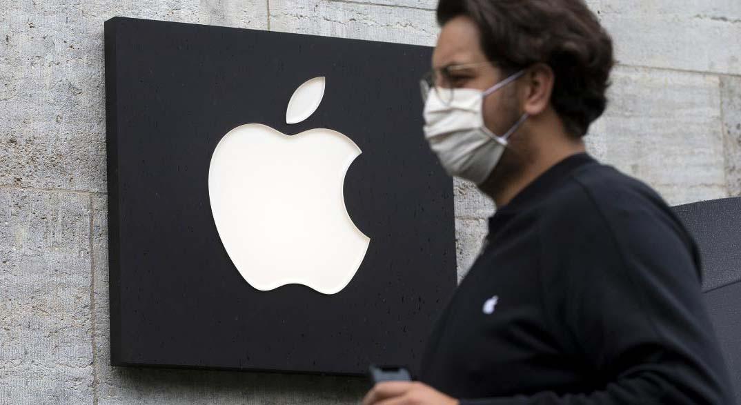 Apple-designed face mask