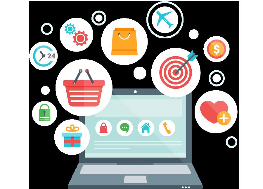e-ticaret sitesi hizmeti
