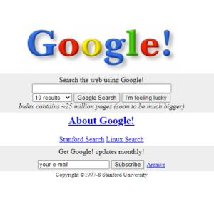 google-1998