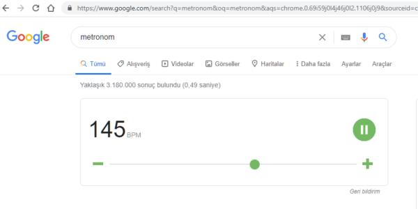 Google ritim