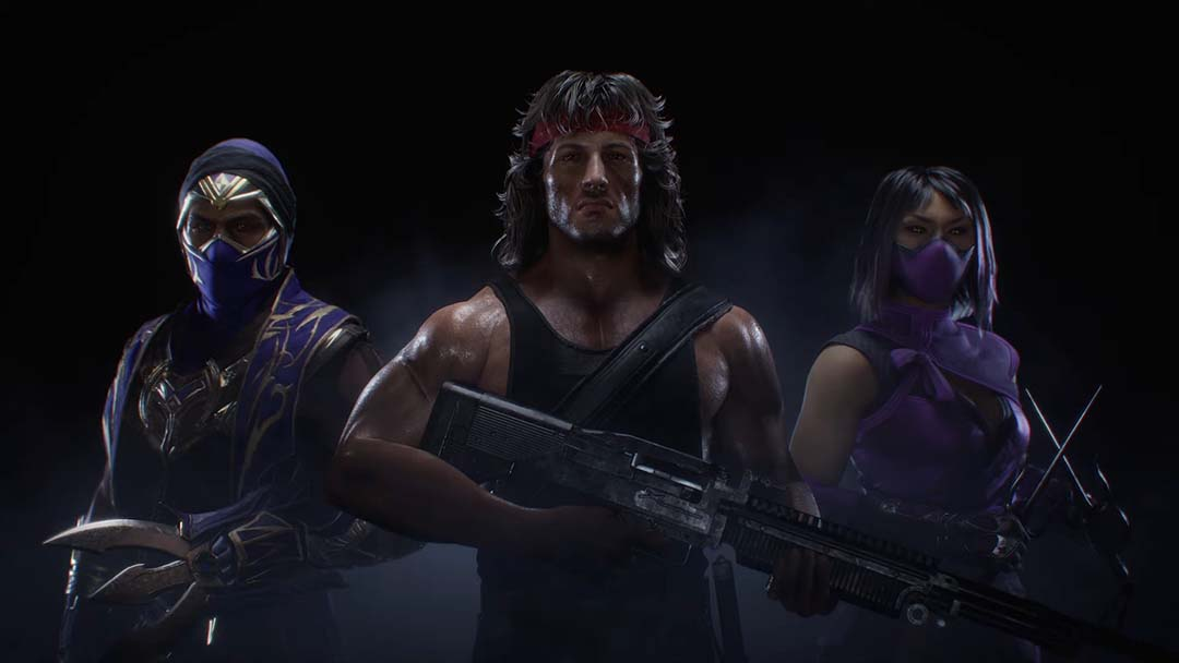 Mortal Kombat 11 - Rambo