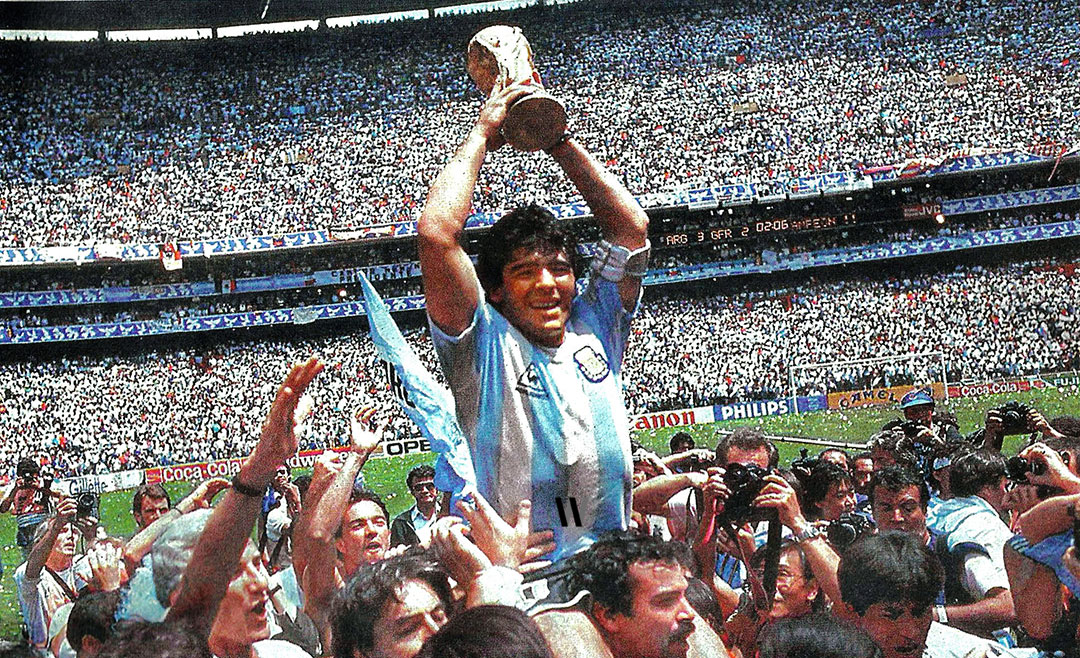 Diego Armando Maradona - 1986