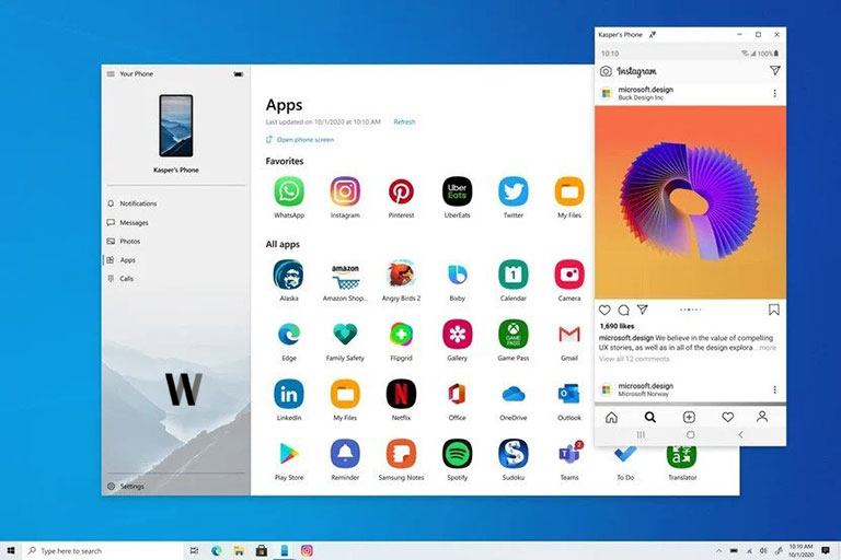 Android uygulamaları Windows'da!