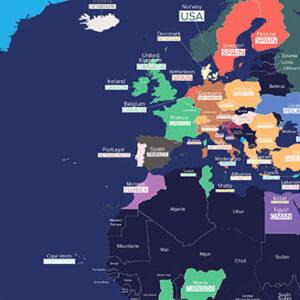 Dünyanın Çalışmak İstediği Yer: Yurt dışına taşınmak için en popüler ülkeler