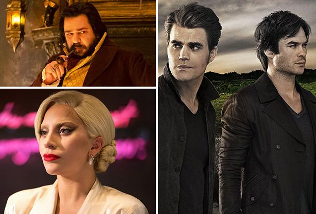 TV'nin en iyi vampir karakterleri
