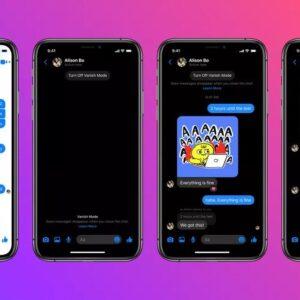 Facebook kaybolan mesajlar