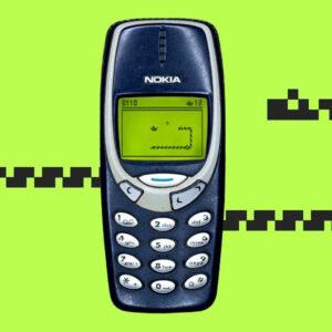 Nokia Yılan Oyunu