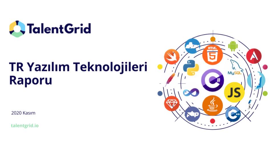 TalentGrid - TR Yazılı Teknolojileri Raporu 2020