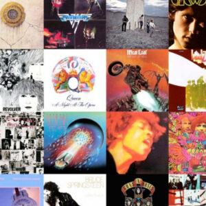 Tüm zamanların en iyi rock albümleri: En iyi 20 rock albümü