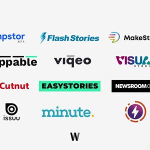 Web (AMP) Hikayeleri Oluşturucular