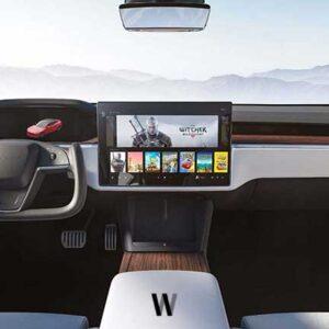 "Tesla Model S ""Plaid"" versiyon"