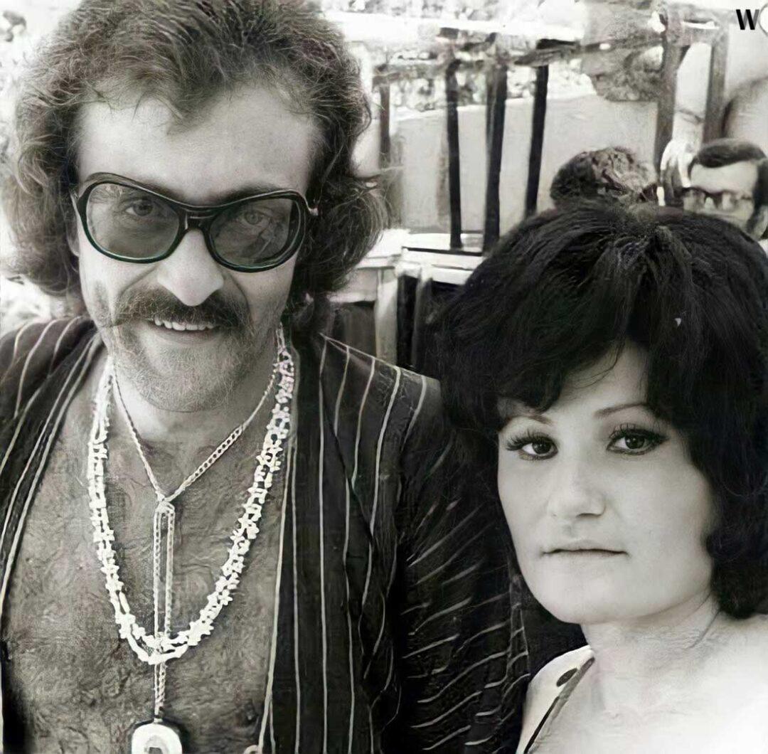 Cem Karaca ve Selda Bağcan 70'ler