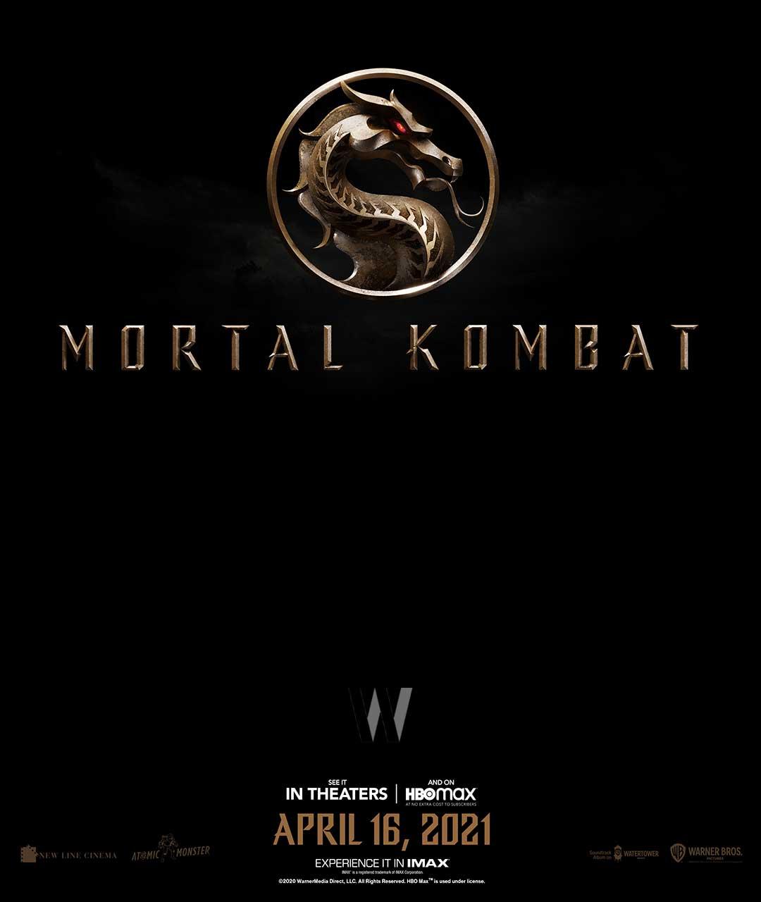 mortal-kombat-2021 film poster