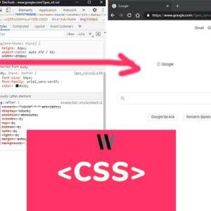 Kırık görsellerin CSS ile daha iyi görünmesi