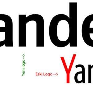 Yandex Logo Değişimi