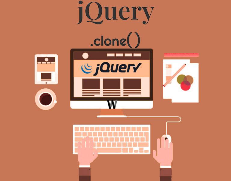 jQuery clone()