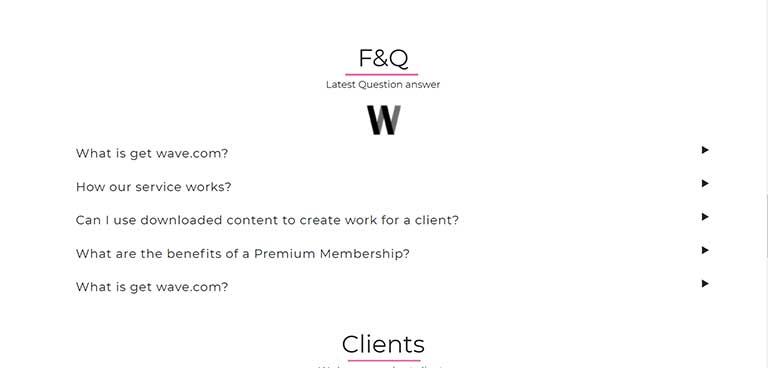 Yalnızca HTML ve CSS ile basit F&Q