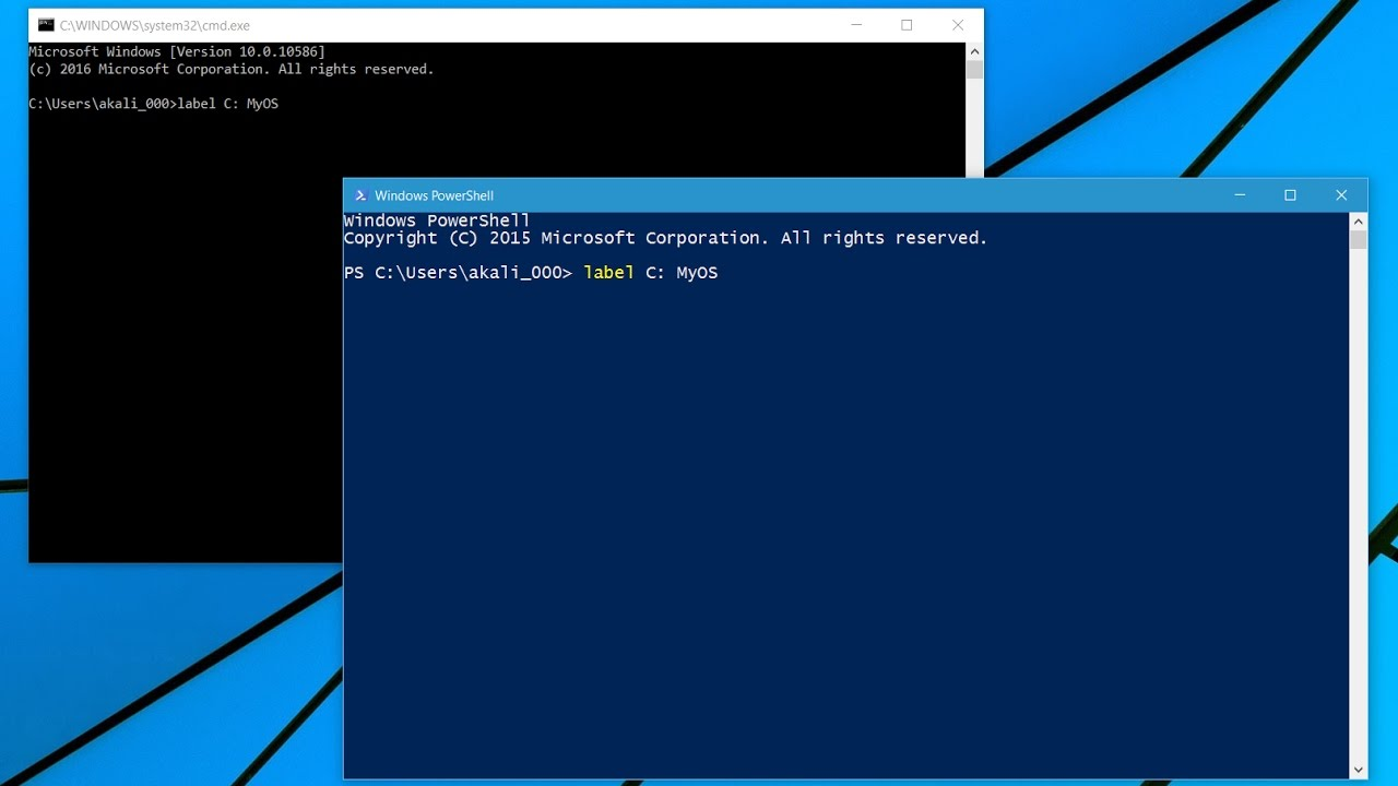 Windows CMD komut geçmişi