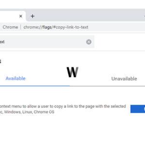 Copy Link to Highlight Chrome