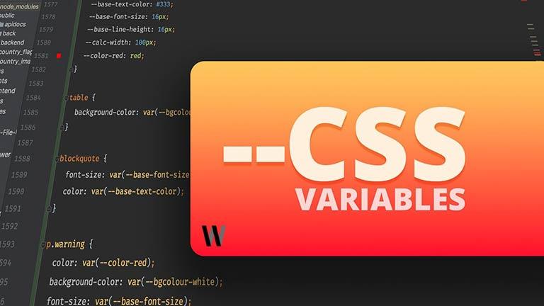 CSS Variables - The var()