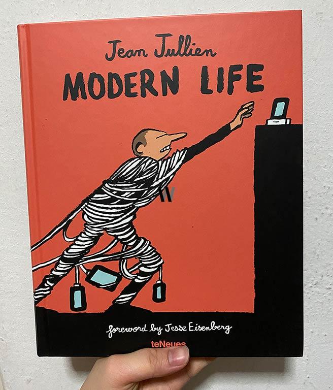 Modern Life - Jean Jullien