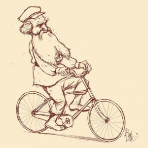 Tolstoy Bisikleti