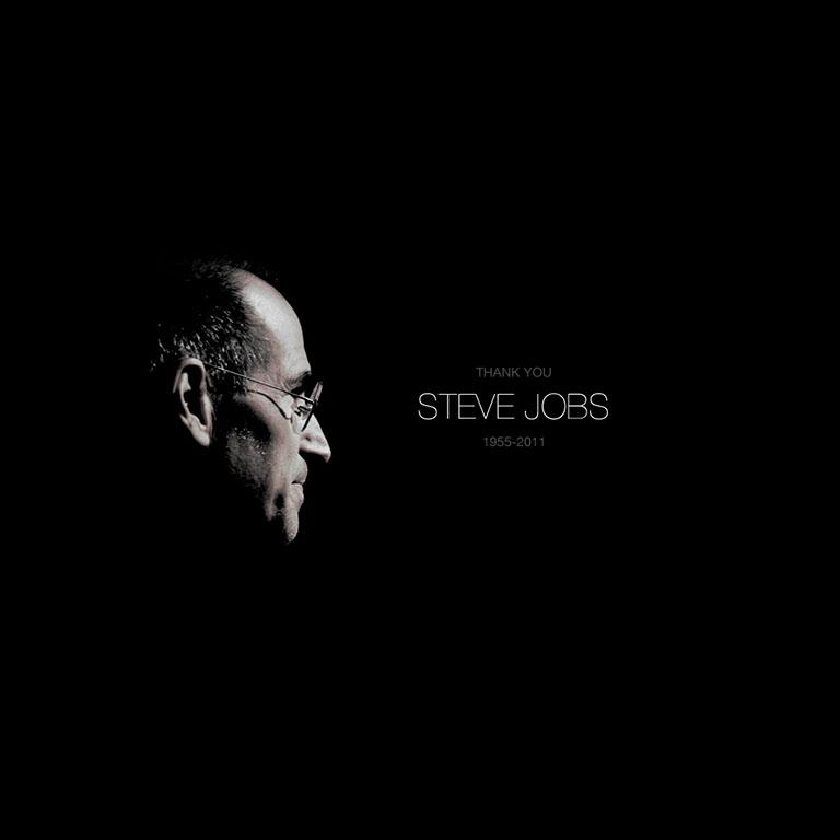 Teşekkürler Steve Jobs.