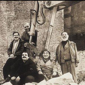 Ferhan Şensoy, Erol Günaydın, Rasim Öztekin, Baykal Kent ve Münir Özkul (1987).