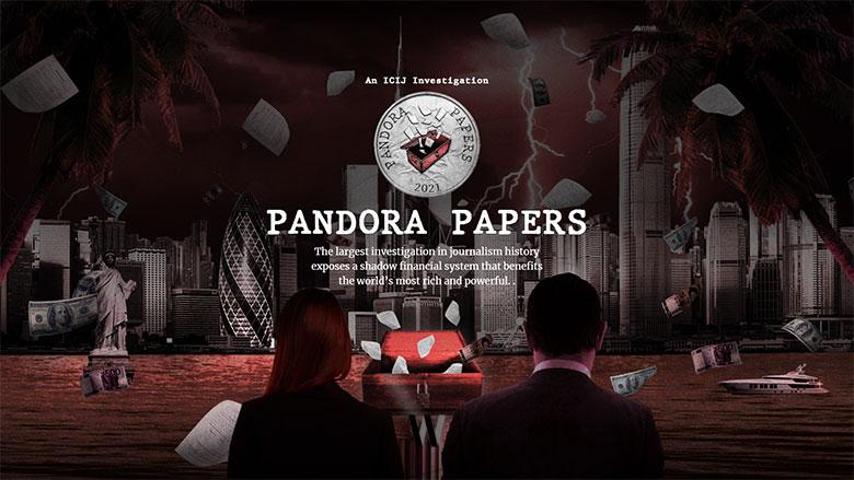Pandora Papers - ICIJ
